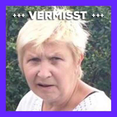 #Vermisst wird Sylwia Maria Trems (60) aus Klein Trebbow. Hinweise bitte an die Polizei Gadebusch, Tel. 03886722-0 den Notruf 110.