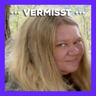 Vermisst! - Wer hat Anne K. (46) gesehen? Hinweise bitte an die Polizei Saalekreis, Tel. 034614460.