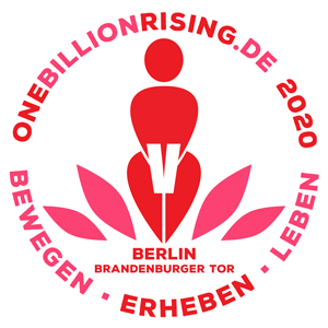 One Billion Rising 2020 Berlin Brandenburger Tor