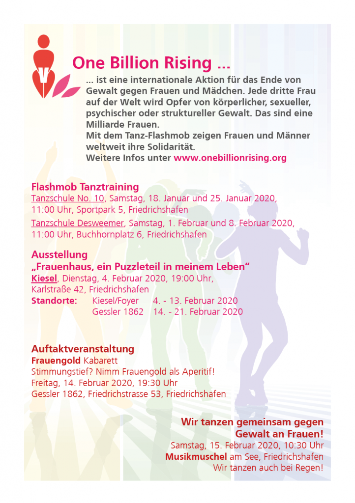 Friedrichshafen One Billion Rising