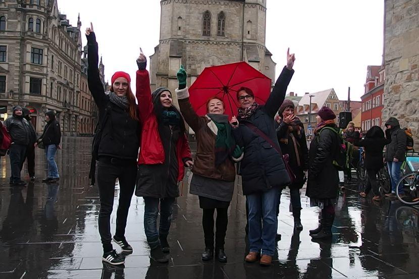 One Billion Rising 2020 Halle (Saale)