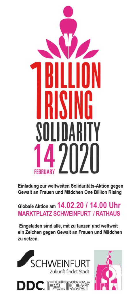 One Billion Rising Schweinfurt