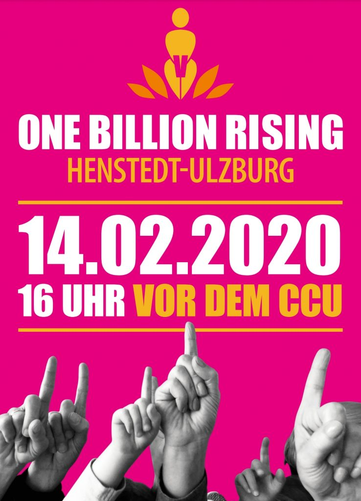 One Billion Rising 2020 Henstedt-Ulzburg