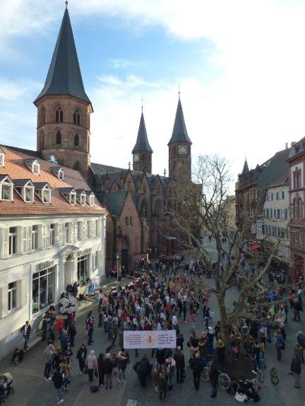One Billlion Rising Kaiserslautern