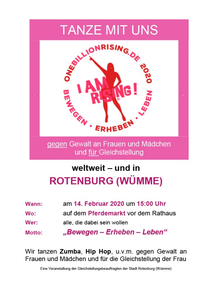 Rotenburg One Billion Rising