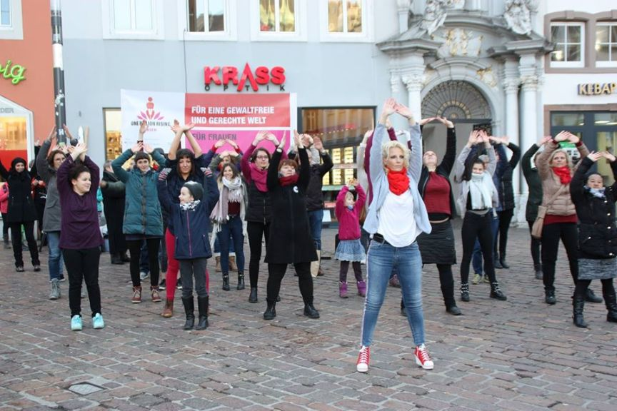 Trier One Billion Rising