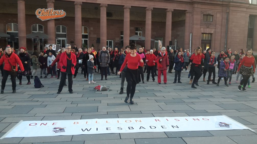 Wiesbaden One Billion Rising