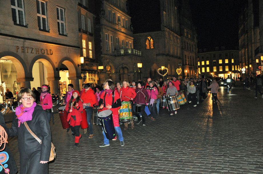 One Billion Rising Münster