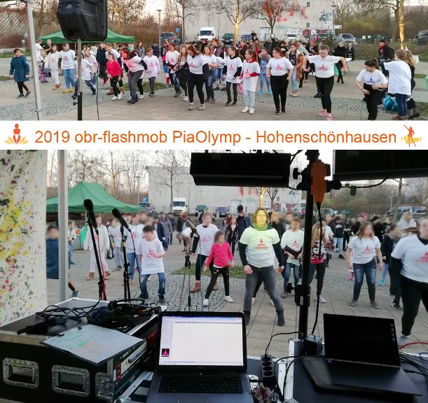 OBR Berlin-Hohenschönhausen PiaOlymp