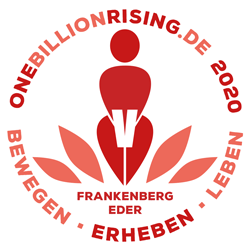 One Billion Rising 2020 Frankenberg (Eder)