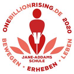 One Billion Rising 2020 Berlin Friedrichshain - Jane-Addams-Schule