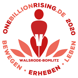 One Billion Rising 2020 Walsrode-Bomlitz