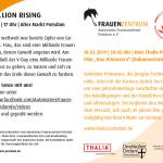 One Billion Rising Potsdam 2020