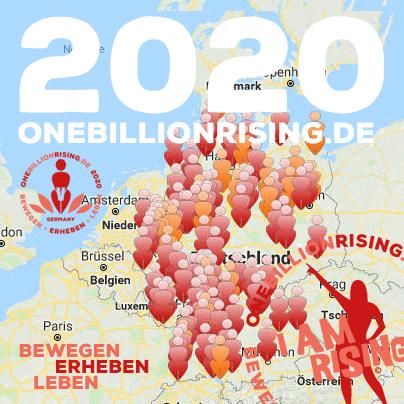 One Billion Rising 2020 Germany Deutschland