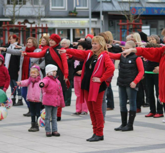 One Billion Rising Warstein-Belecke