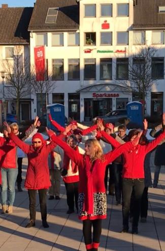One Billion Rising Warstein-Belecke