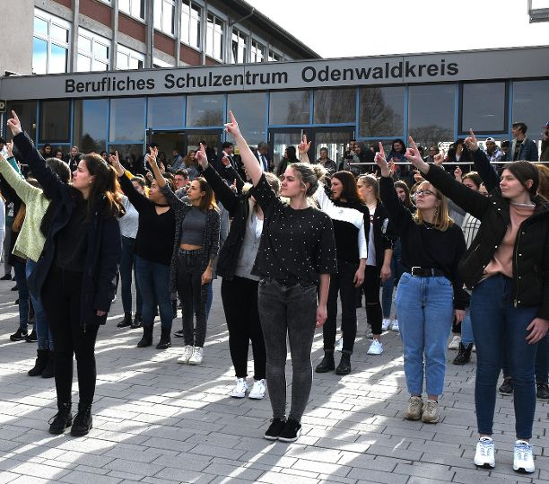 One Billion Rising 2020 Michelstadt