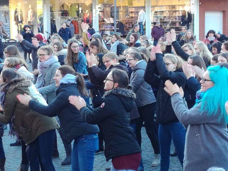 One Billion Rising 2020 Zeven