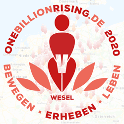 One Billion Rising 2020 Wesel