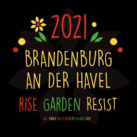 Brandenburg an der Havel 2021 One Billion Rising