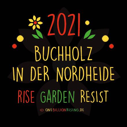 One Billion Rising 2021 Buchholz-Nordheide