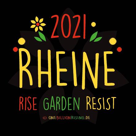 One Billion Rising 2021 Rheine