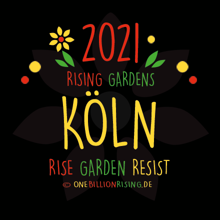 One Billion Rising 2021 Köln