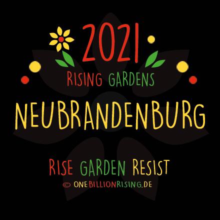 One Billion Rising 2021 Neubrandenburg