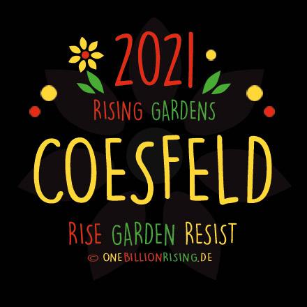 One Billion Rising 2021 Coesfeld