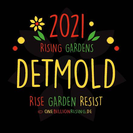 One Billion Rising 2021 Detmold