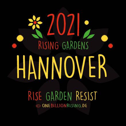 One Billion Rising 2021 Hannover