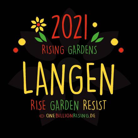 Rising Gardens 2021 Langen