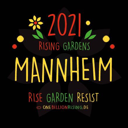 One Billion Rising 2021 Mannheim