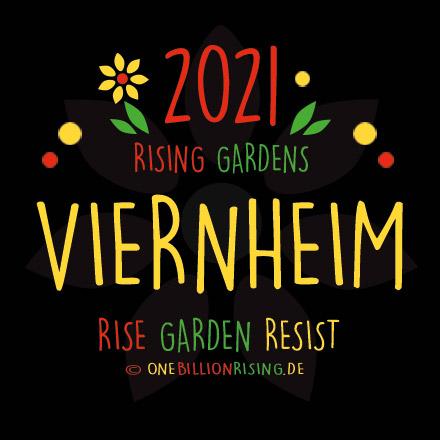 One Billion Rising 2021 Viernheim