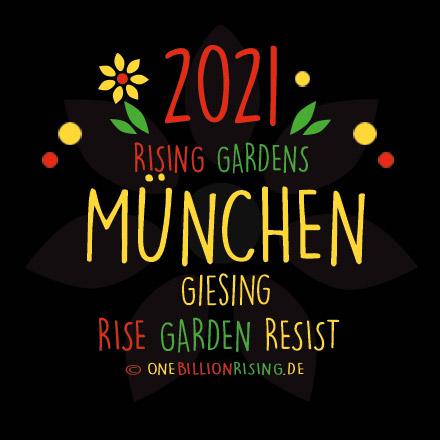 One Billion Rising 2021 München-Giesing