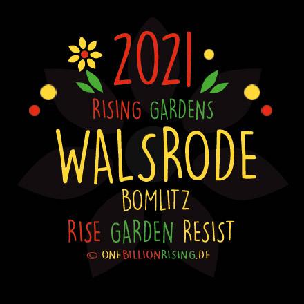 One Billion Rising 2021 Walsrode Bomlitz