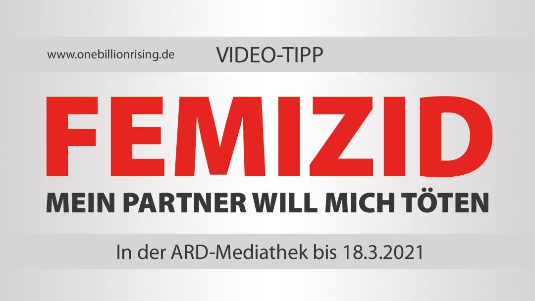 Videotipp Mediathek Femizid - Mein Partner will mich töten